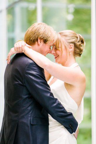 Bruidspaar Valkhof