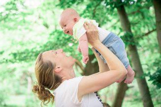 Baby fotoshoot Nijmegen
