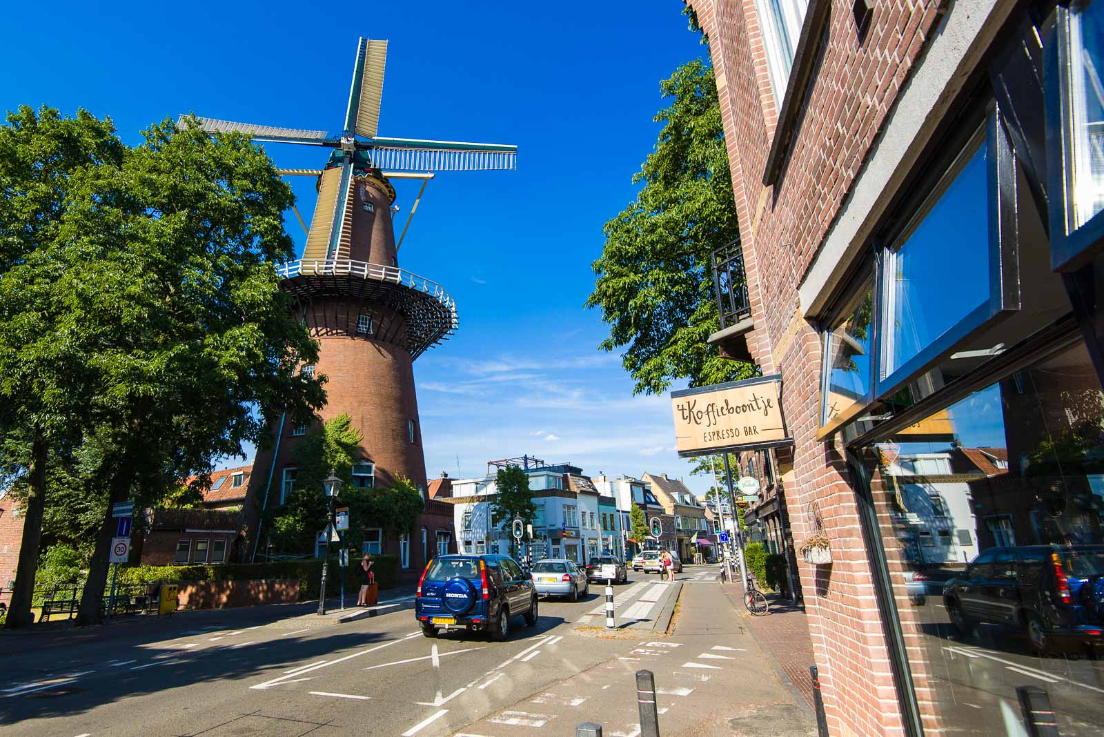 Molen in Utrecht